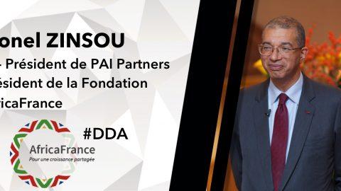 #DDA 31 OCT. 2014 – Lionel ZINSOU, Ancien Président de PAI Partners