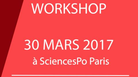 Parrainage d'Entreprise – Workshop Communication et Webmarketing – 30/03/17