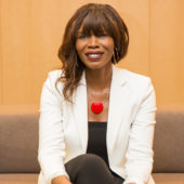 Solange SIYANDJE - Vice Présidente