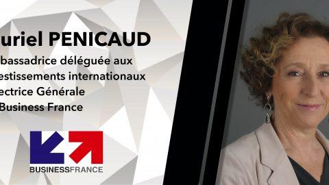 #DDA 18 MARS 2016 – Muriel PENICAUD, Directrice Générale de Business France