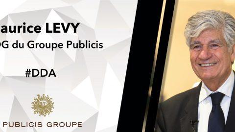 #DDA 10 DEC. 2014 – Maurice LEVY, PDG du Groupe Publicis