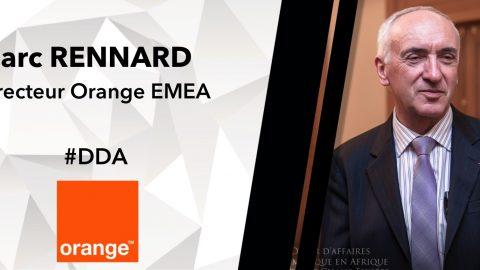 #DDA 10 MARS 2014 – Marc RENNARD, Directeur Orange EMEA