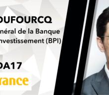 #DDA 17 MARS 2017 – Nicolas DUFOURCQ, DG de la BPI