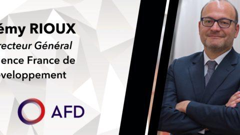 #DDA 9 JUIN 2017 – Rémy RIOUX, Directeur Général de l'AFD