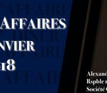 Dîner d'Affaires – Alexandre MAYMAT, Responsable région Afrique/Outre-Mer, Société Générale