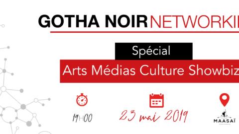 Gotha noir networking 23 mai 2019