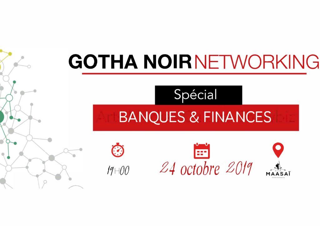 Gotha Noir networking du 24 Octobre 2019