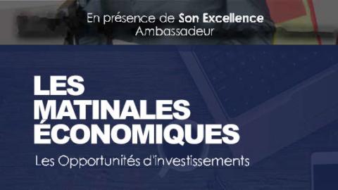 Matinales économiques du Club-Efficience avec Sciences PO Executive Education le 28 novembre 2019